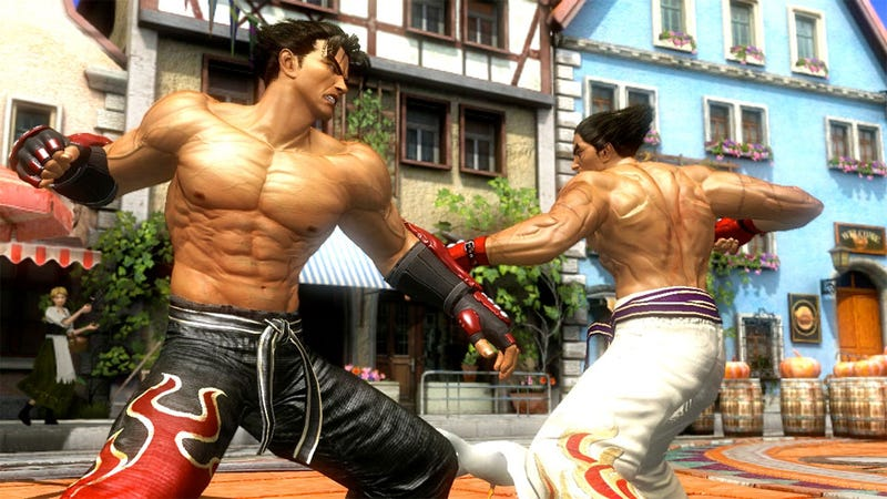 The King of the Iron Fist Series on the Future of Tekken, From Vita to Cell Phones to Tekken X Street Fighter