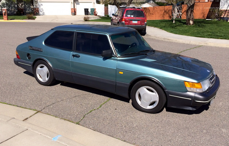 Found a gorgeous and rare Saab. Now trying to talk myself out of buying it