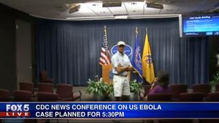 CDC Confirms First Case of Ebola in U.S.