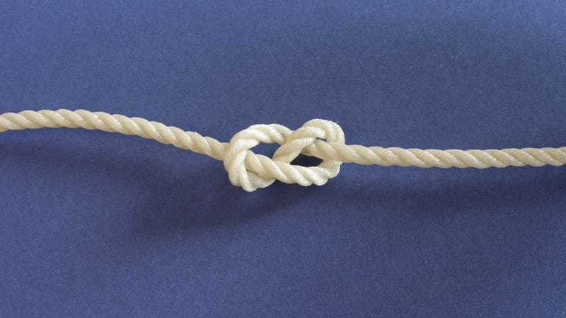 The World's Toughest Material Is Built of Knots