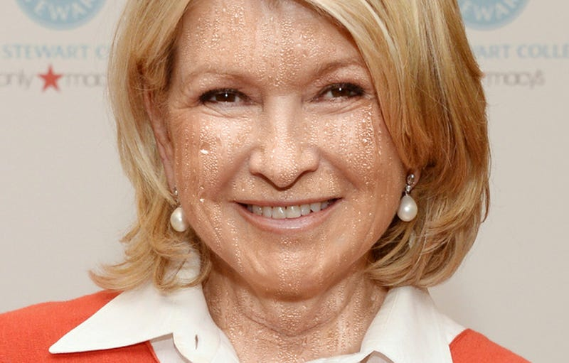 Martha Stewart Is America's Moistest Woman