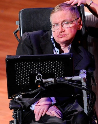 Stephen Hawking's New Book Proves God Doesn't Exist, Or Something