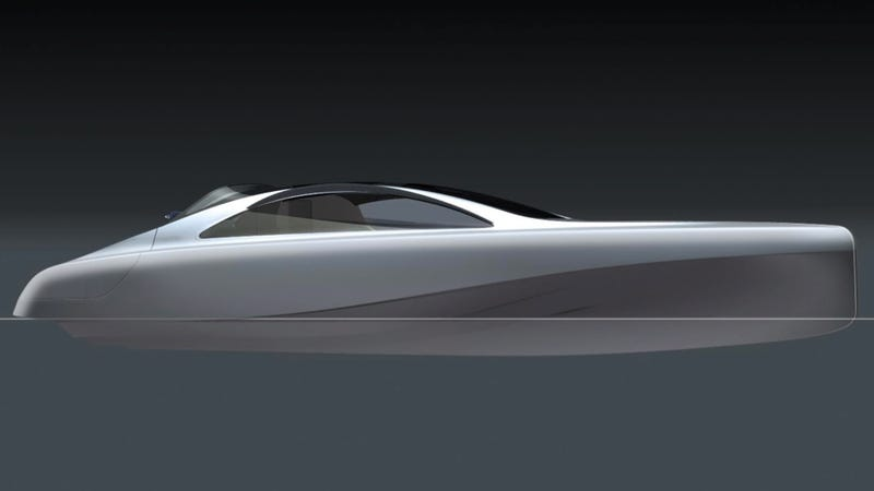 Mercedes Yacht: Pictures