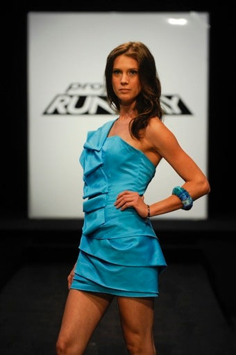 Highlights From Last Week's Project Runway Live Blog