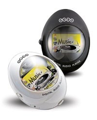 Egge MP3 Players - Guess What It Looks Like