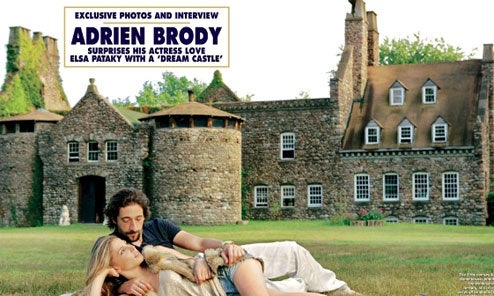 New, Oversharing Adrien Brody Takes You Inside the Castle 'King Kong' Built