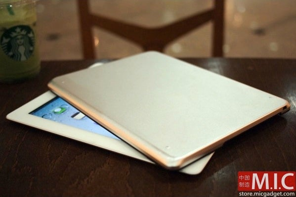 Turn Your iPad 2 into a MacBook Air