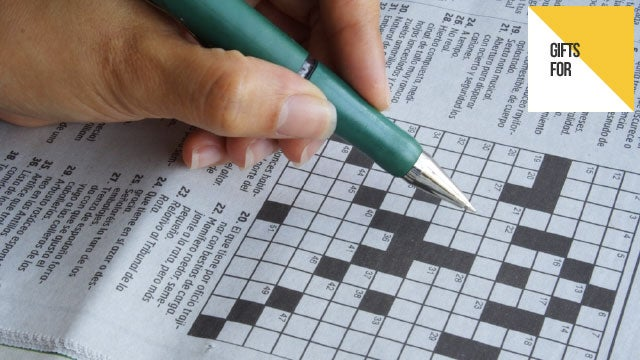 An Older Guy Who Prefers Crosswords to Video Games