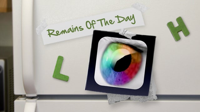 "Remains of the Day: Apple Approves a Mac App with ""Retina Graphics"""