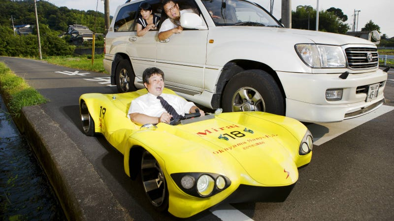 The Ten Weirdest Automotive World Records