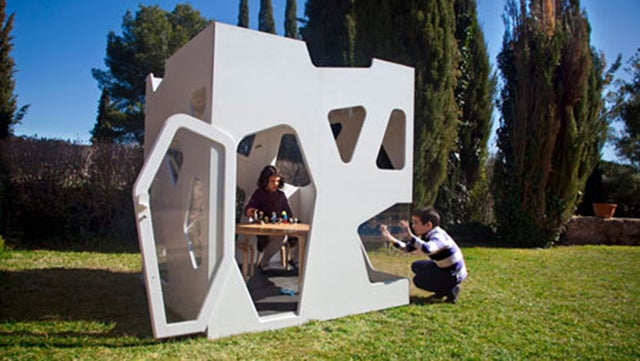 These Architectural Playhouses Make You Want To Be a Kid Again