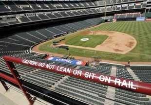 Texas Rangers Will Raise All Ballpark Rails To 42 Inches
