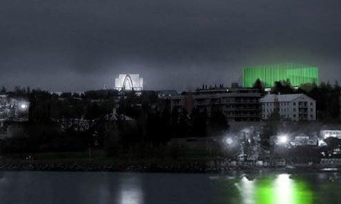 Iceland's Ragnarokkin' New Opera House Designed To Be Elf-Friendly
