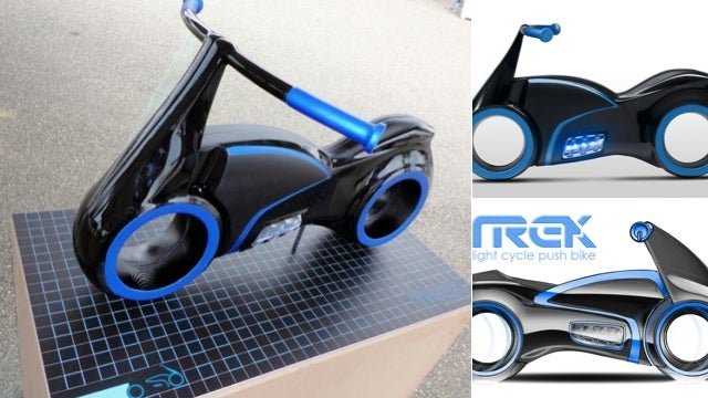 Meet the Training Scooter of the (Disney-Approved) Future