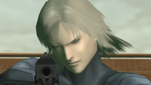 Metal Gear Solid 2 In HD is all Talk (and Hairy Armpits!)