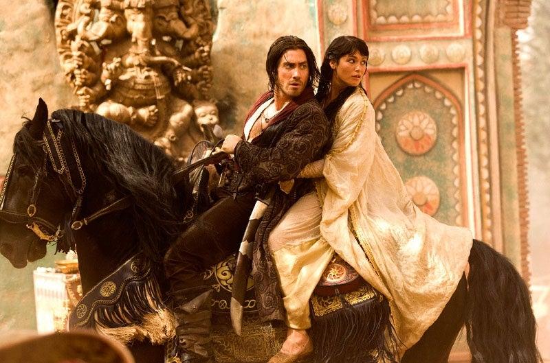 Prince Of Persia Rides Hard, Put Away Wet