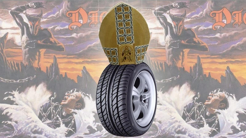 How One Forumite Made Holy Tires