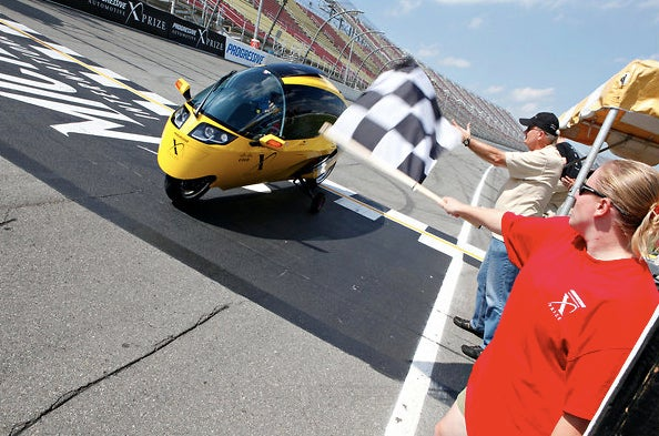 Three Teams Split $10 Million Automotive X-Prize