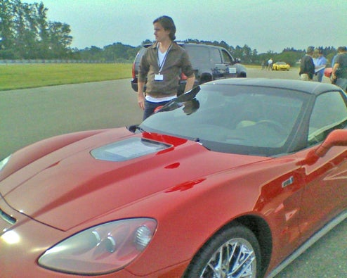 What Do You Want To See Wes Do With The 2009 Corvette ZR1?