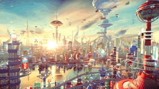 Real-Life <em>Futurama</em> Is Gorgeous