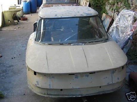 Latin Lover's Panhard 24CT for $4,000!