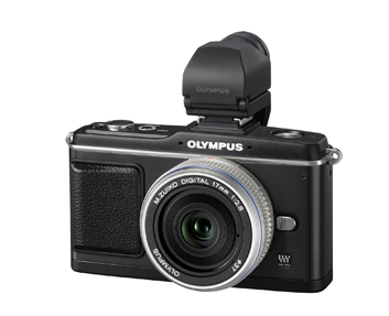 Olympus E-P2 Micro Four Thirds Camera Announced Tonight?
