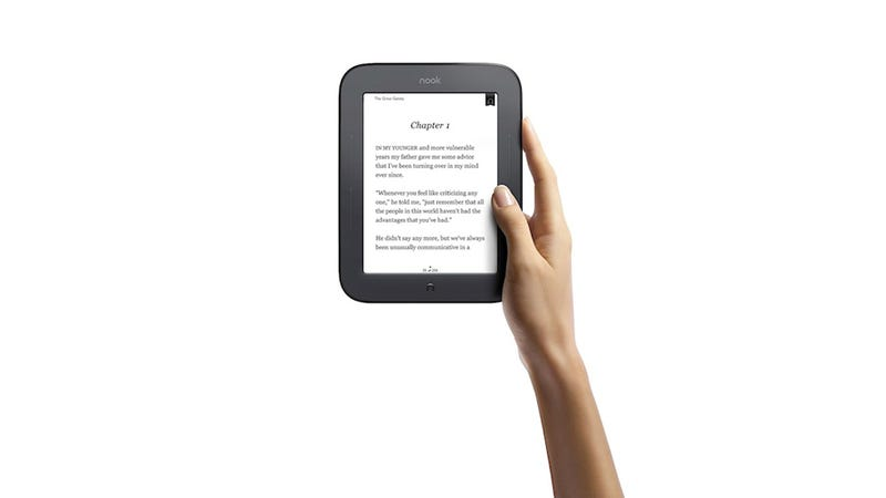 The New Barnes and Noble Nook: The Cheap Kindle Has a Challenger