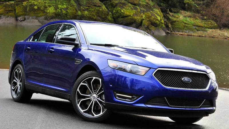 The 2016 Ford Taurus Will Be A Really Big Fusion That Really Moves