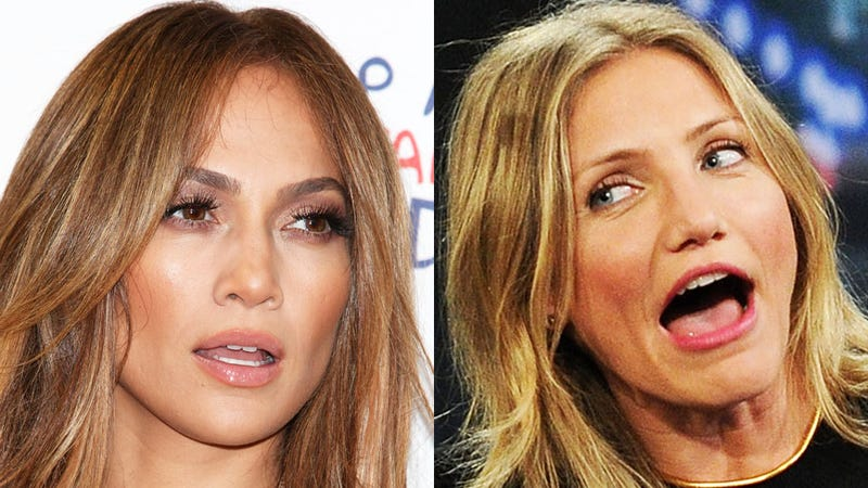 Jennifer Lopez Wages Silent War on Trash-Talking Cameron Diaz