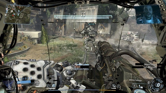 Some Time with Titanfall
