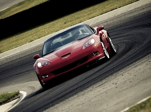 Top Gear Reviews 2009 Corvette ZR1, America's Reputation At Stake