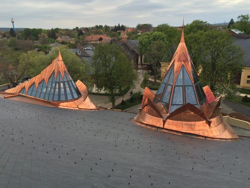 Sosem látott fotók I. Orbán Ramszesz felcsúti piramisából