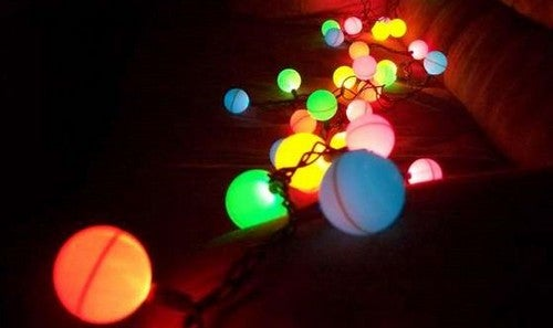 Use Ping-Pong Balls to Create Diffused Party Lights