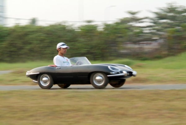 Half-Scale Sports Cars Gallery