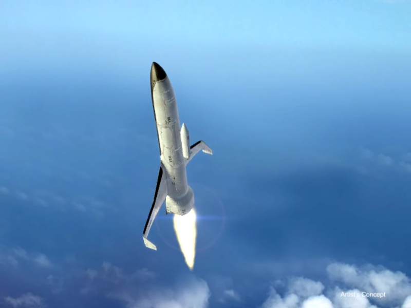 The Pentagon Takes Its Next Major Step Towards A Reusable Spaceplane