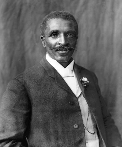 "Read George Washington Carver's Thesis: ""Man is Simply Nature's Agent"""