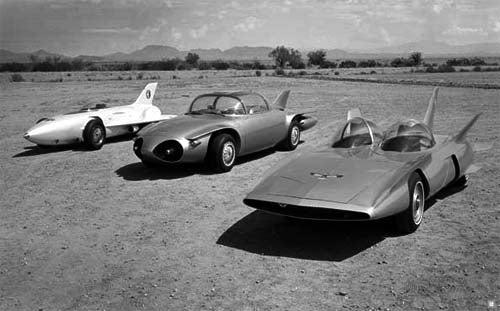 Seven Concept Cars Of Future Past