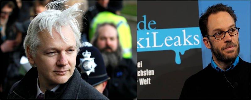 "Primera foto de ""Assange"" en la próxima película sobre WikiLeaks"