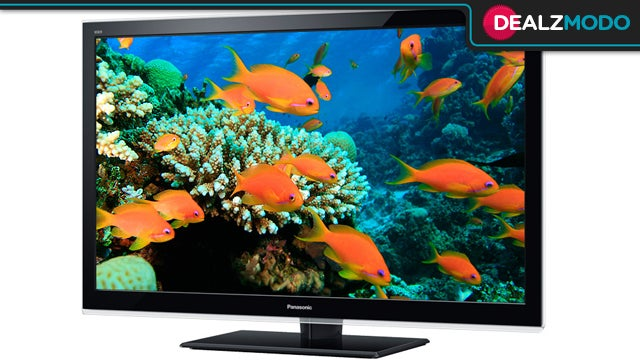 This Panasonic HDTV Is Your Deal of the Day