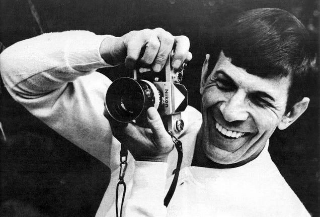 10 curiosidades por las que siempre recordaremos a Leonard Nimoy