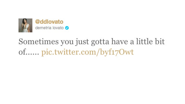 Demi Lovato Reveals New George Michael-Inspired Tattoo