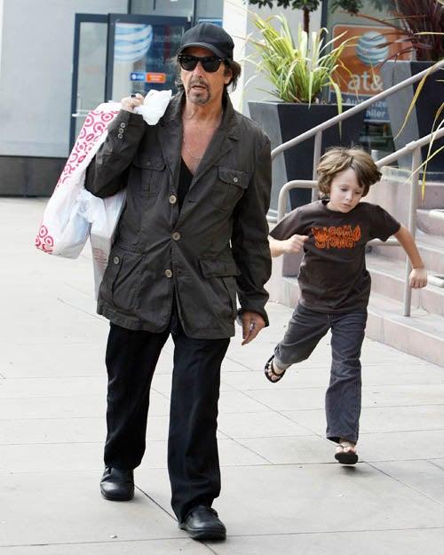 Al Pacino Is A Target Bulldog