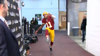 DeSean Jackson Delivers A Swift Kick To The Eagles' Playoff Hopes