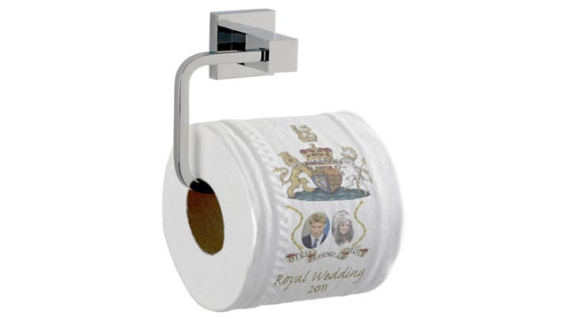 The Worst Royal Wedding Merchandise