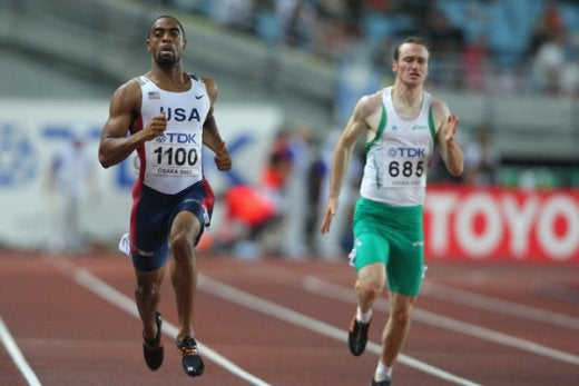 Irish Sports Minister Doesn't Believe A White Man Will Ever Break 10 Seconds in the Hundred Meters