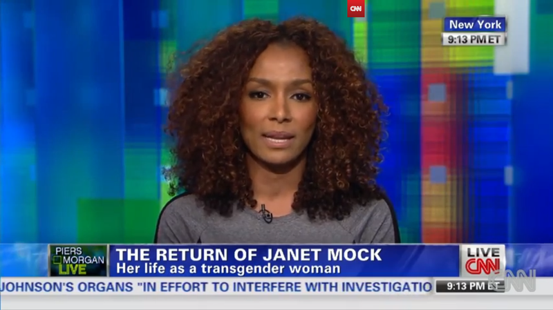 Christ, Piers Morgan: Janet Mock Was Never a Boy (And Neither Was I)