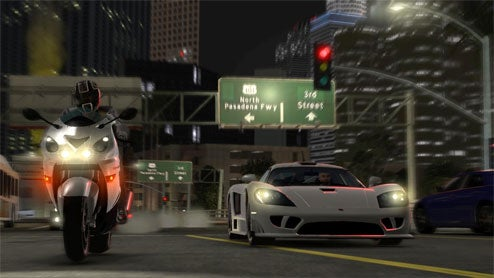 Midnight Club Los Angeles Review: The Fast And The Infuriating