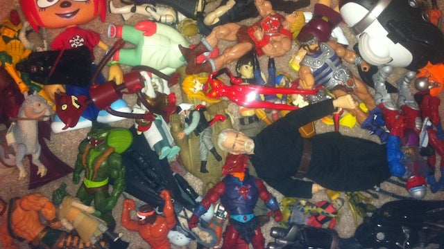 Why collecting toys is like a heroin addiction