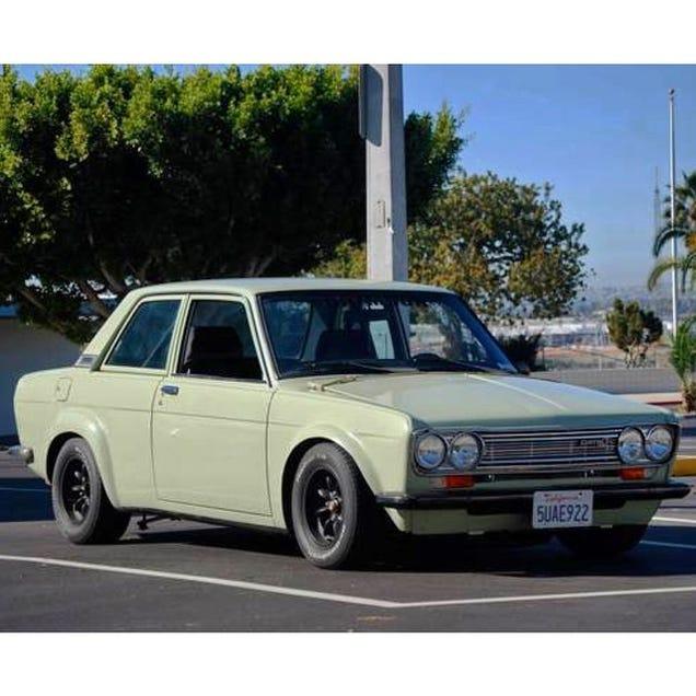 1972 Datsun 510 2 door for sale in So Cal for $16000