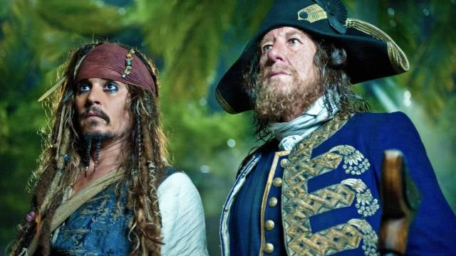 Johnny Depp explains why he just can't quit Captain Jack Sparrow